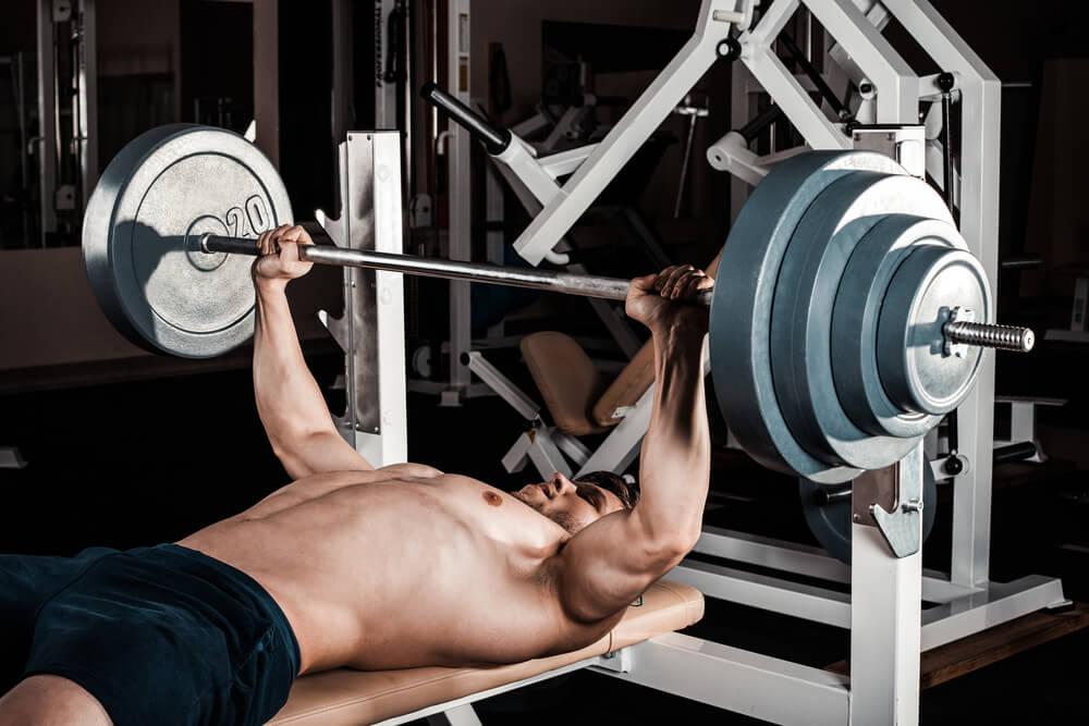 bench press program for gains